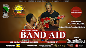 Majmua Theatre & Live Theatre On Sunday's Band Aid @TerraKulture