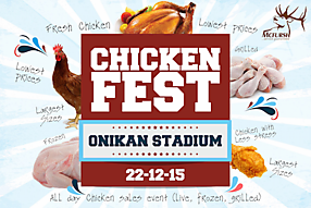 McFursh Chicken Sale @ Onikan
