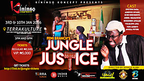KiNiNso-koncepts Jungle Justice at TerraKulture