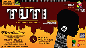 1000Stories Tuti at TerraKulture