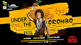Ayo Jaiyesimi's Under The Orombo @National Theatre