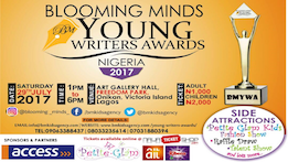 Blooming Young Minds Writers Awards